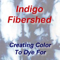 Indigo Fibershed Logo